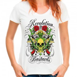 T-shirt Revolution Bastards