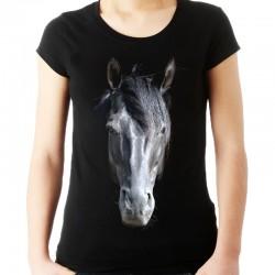 Koszulka z głową konia