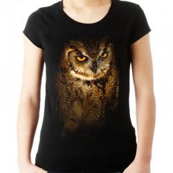 Koszulka damska z Sową