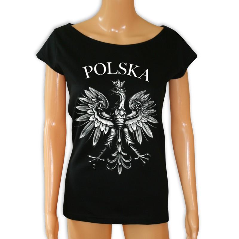 Koszulka z orłem Sklep Miromiko  2QQYD