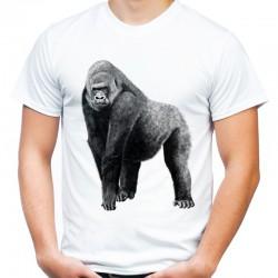 Koszulka z gorylem