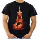 Koszulka z Pałacem Kultury i Nauki