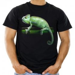 Koszulka z kameleonem