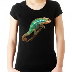 Koszulka kameleon