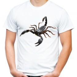 Koszulka ze skorpionem