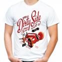 Koszulka dirty side oldschoolowa
