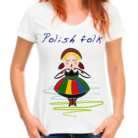 Koszulka kolkowa Polish Folk