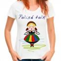 Koszulka folkowa Polish Folk