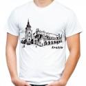 Koszulka z Krakowem