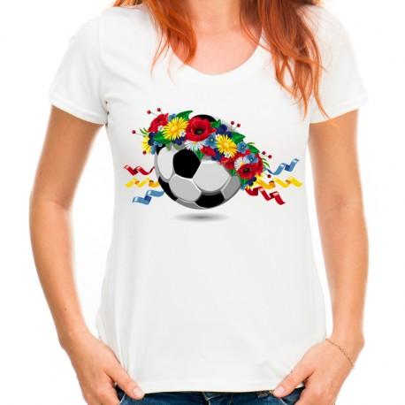 Koszulka z piłką folkowa