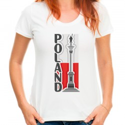 Koszulka z Kolumną Zygmunta Poland