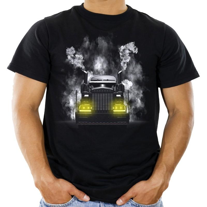 90b3334b4f5d5f Koszulka dla kierowcy tira truck