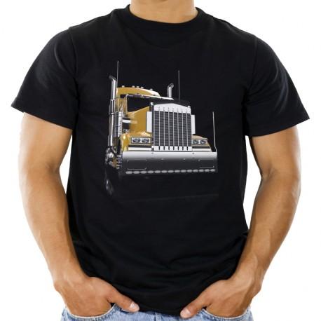Koszulka z ciężarówką