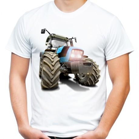 Koszulka traktor