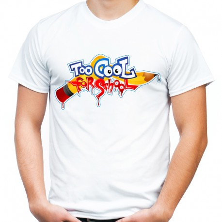 Koszulka do szkoły too cool for school