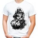Koszulka killer w kapturze