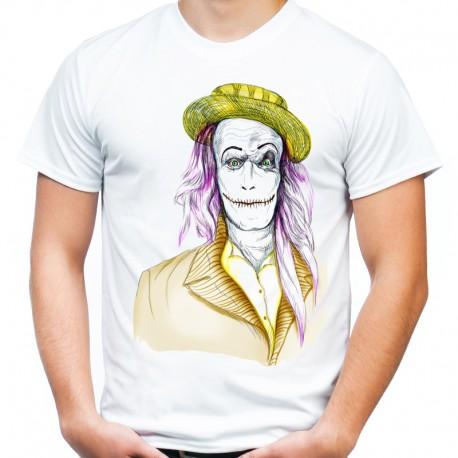 Mroczna koszulka strach na wróble