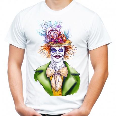 Koszulka mroczmna alicja w krainie czarów