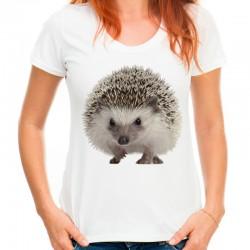 Koszulka z jeżem
