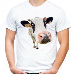 Koszulka z Krową