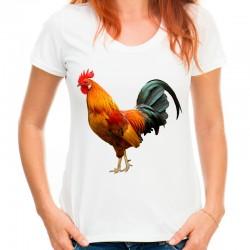 Koszulka z Kogutem