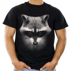 Koszulka z szopem praczem