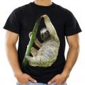 Koszulka z leniwcem