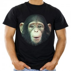 Koszulka z szympansem