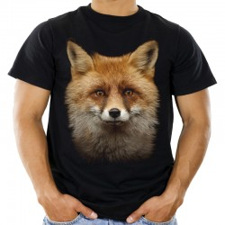Koszulka z lisem