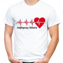Koszulka najlepszy lekarz na świecie
