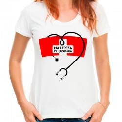 Koszulka najlepsza pielęgniarka