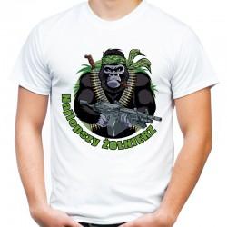 Koszulka najlepszy żołnierz