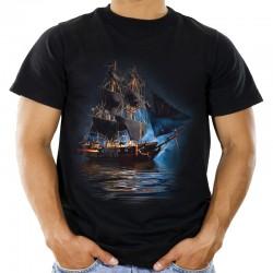 Koszulka ze Statkiem