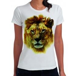 koszulka damska z Lwem KT002