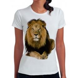 koszulka damska z Lwem KT003
