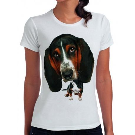 koszulka damska z psem PS001