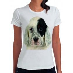 bluzka damska z psem PS003