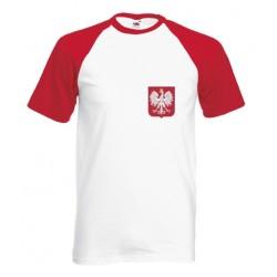 koszulka z orłem Polska
