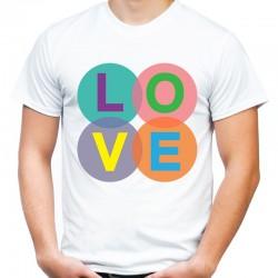 koszulka LOVE 1