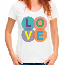koszulka damska LOVE 1