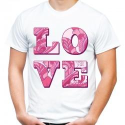 koszulka męska LOVE 3
