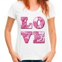 koszulka damska LOVE 3
