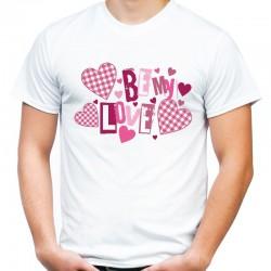 koszulka męska LOVE 4