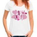 koszulka damska LOVE 4