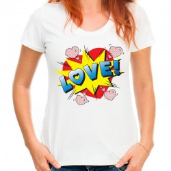 koszulka damska LOVE 6