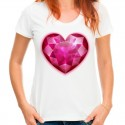 koszulka damska SERCE 2